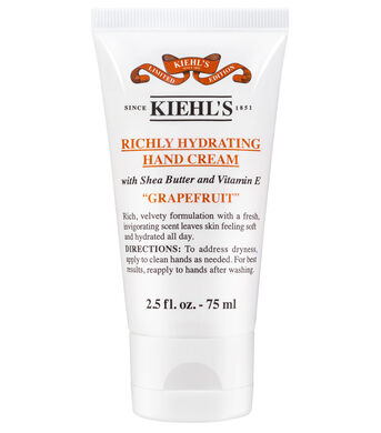 Richly Hydrating Hand Cream - Grapefruit/ Lavender/ Coriander
