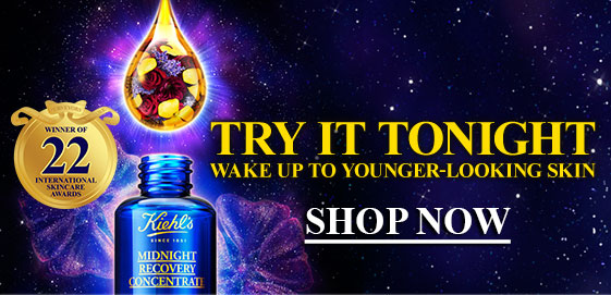Try it tonight wake up to younger-looking skin. Shop now