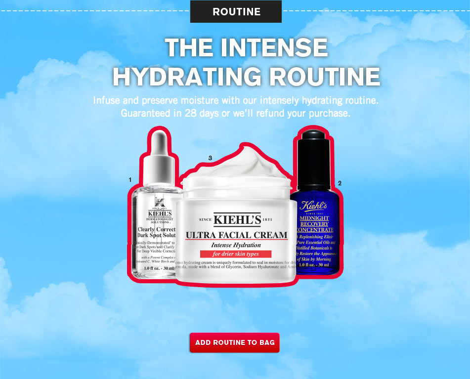 Ultra Facial Intense Routine