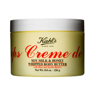 Crème de Corps Soy Milk and Honey Whipped Body Butter