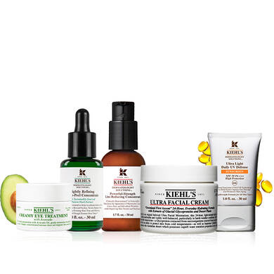 Anti-Wrinkle Hydrating with Tinted UV Protection Routine