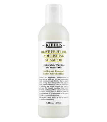 橄欖果油滋潤洗髮水