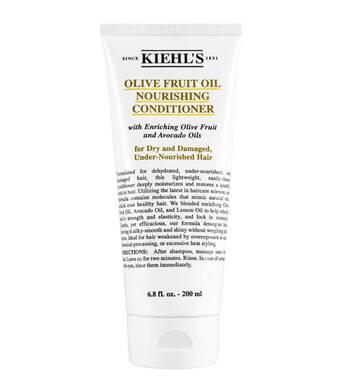 橄欖果油滋潤護髮素
