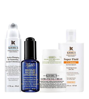 基礎保濕護膚程序