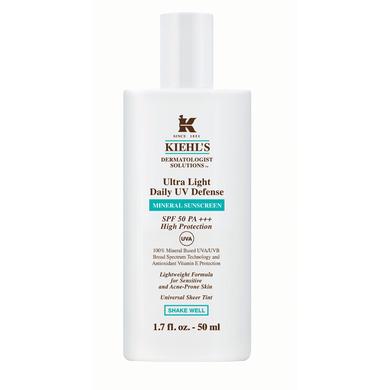 Ultra Light Daily UV Defense Mineral Sunscreen SPF 50 PA+++