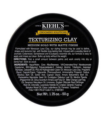 Texturizing Clay