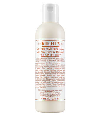 Grapefruit Deluxe Hand and Body Lotion