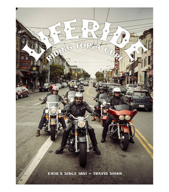 LifeRide: Riding for a Cure