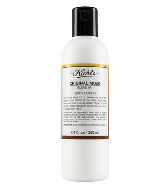 Musk Body Lotion
