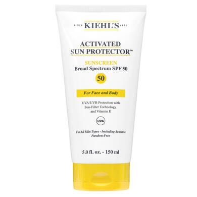 強效面部及身體防曬乳SPF 50