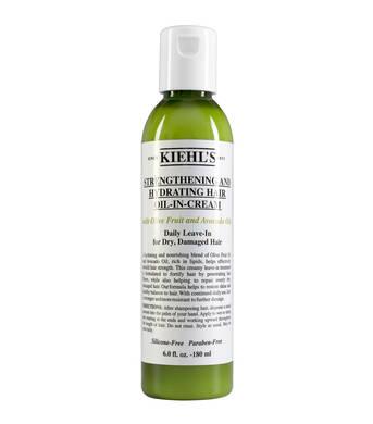 橄欖果油強韌滋養護髮精華