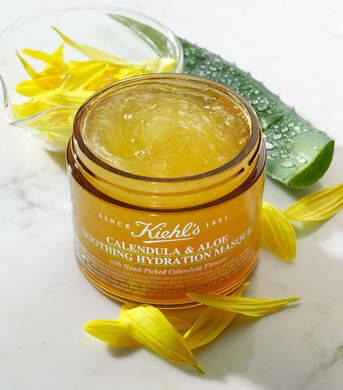 Calendula & Aloe Soothing Hydration Masque