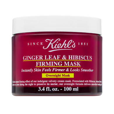 Ginger Leaf & Hibiscus Firming Overnight Mask